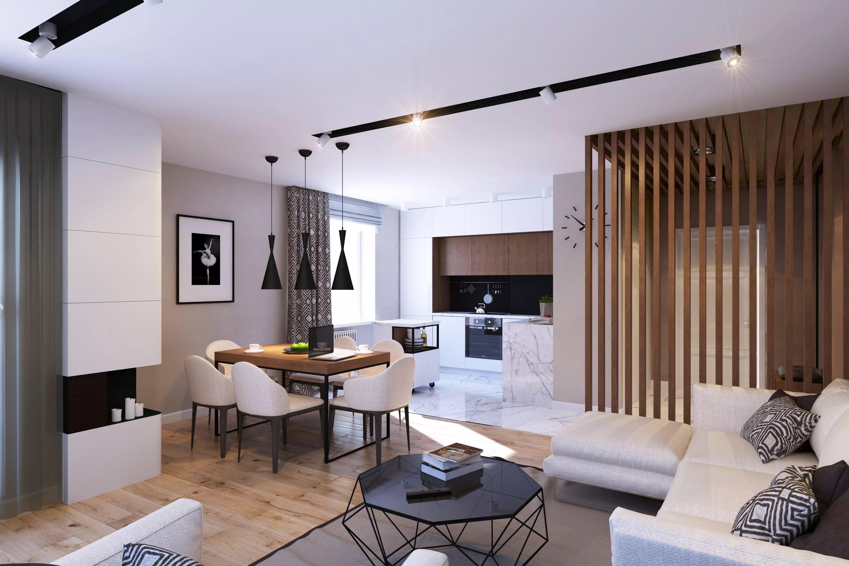 Квартира студия из одной комнаты – особенности и советы по дизайну