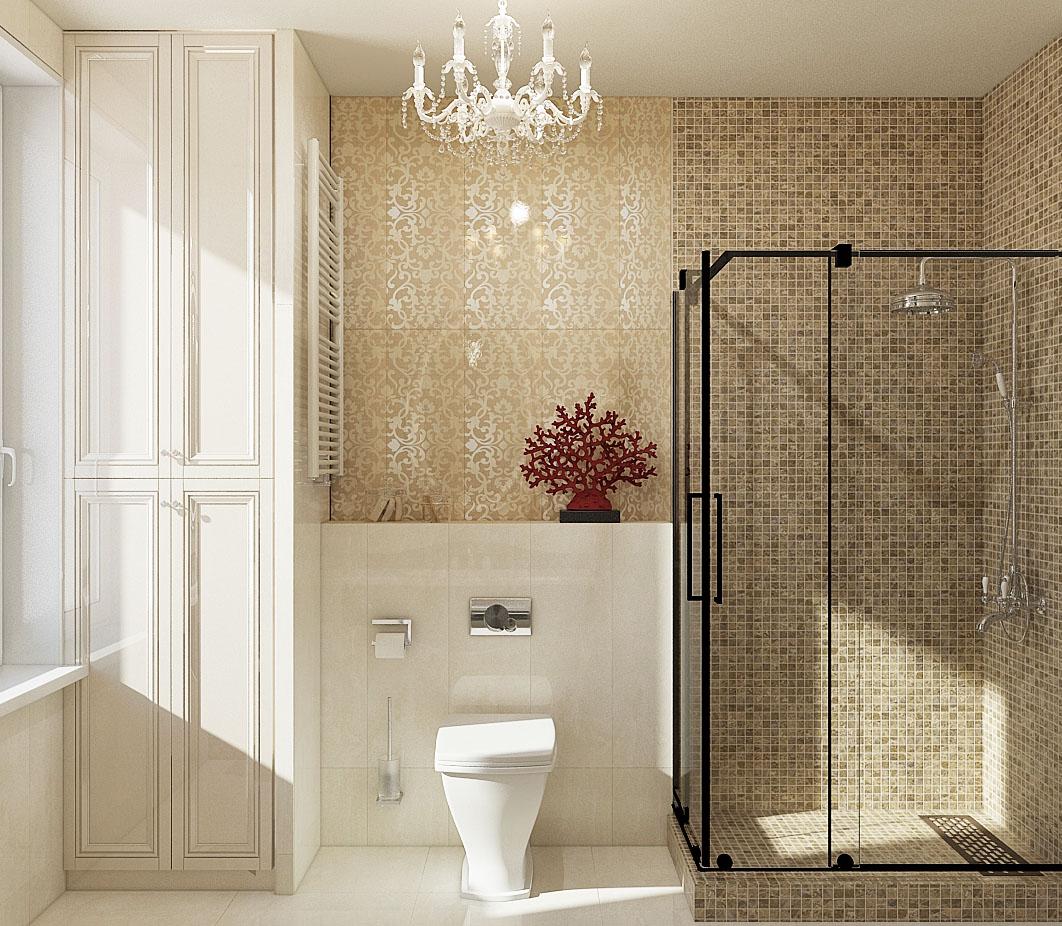 Ремонт ванной комнаты: перепланировка или экономия пространства