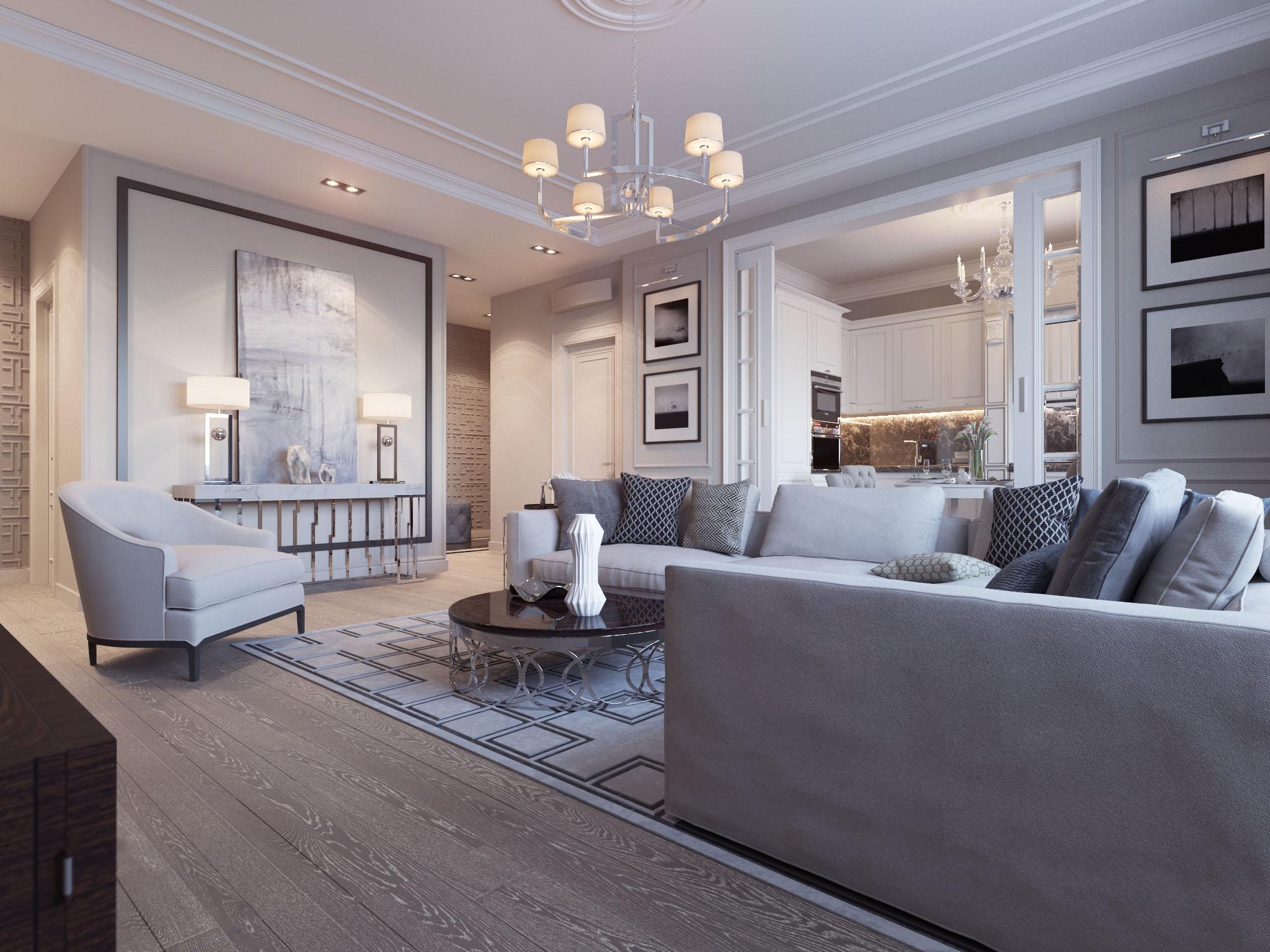 Дизайн гостиной комнаты: ТОП-5 популярных ошибок